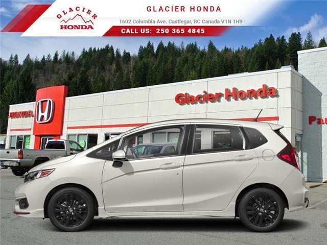 2018 Honda Fit Sport (Stk: F-2530-0) in Castlegar - Image 1 of 1