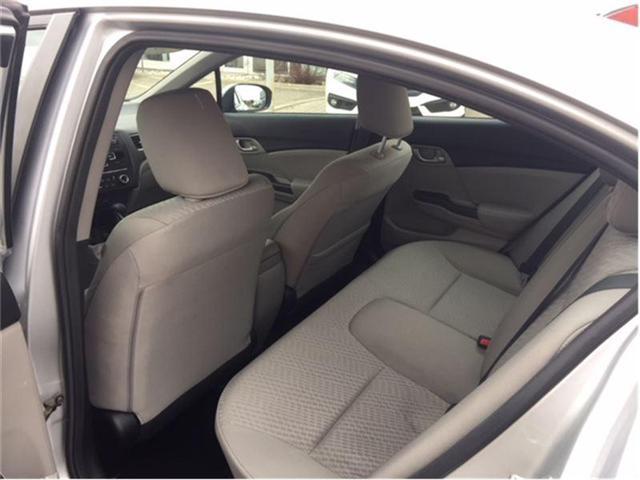 2014 Honda Civic LX (Stk: P6837) in Georgetown - Image 3 of 6