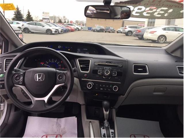 2014 Honda Civic LX (Stk: P6837) in Georgetown - Image 6 of 6