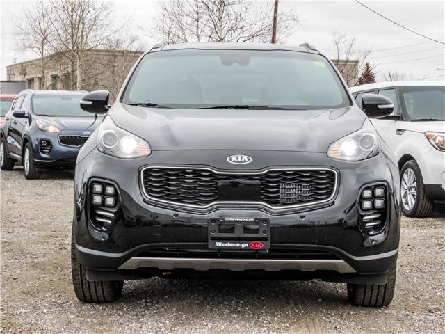2018 Kia Sportage SX Turbo (Stk: SP18045) in Mississauga - Image 2 of 22