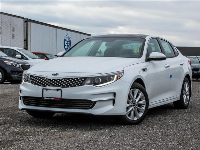 2018 Kia Optima EX Tech (Stk: OP18022) in Mississauga - Image 1 of 28