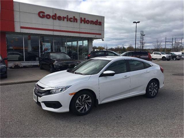 2016 Honda Civic EX (Stk: 16159) in Goderich - Image 1 of 18