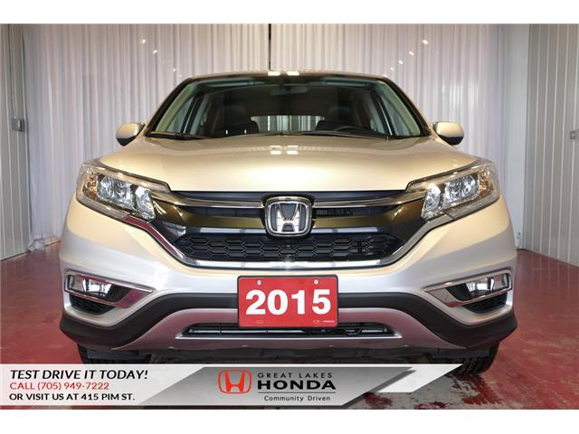 2015 Honda CR-V EX-L (Stk: H5769A) in Sault Ste. Marie - Image 2 of 23