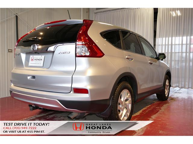 2015 Honda CR-V EX-L (Stk: H5769A) in Sault Ste. Marie - Image 4 of 23