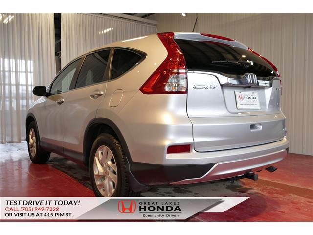 2015 Honda CR-V EX-L (Stk: H5769A) in Sault Ste. Marie - Image 6 of 23