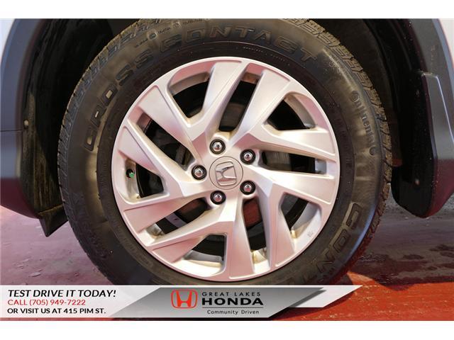 2015 Honda CR-V EX-L (Stk: H5769A) in Sault Ste. Marie - Image 7 of 23