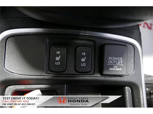 2015 Honda CR-V EX-L (Stk: H5769A) in Sault Ste. Marie - Image 19 of 23