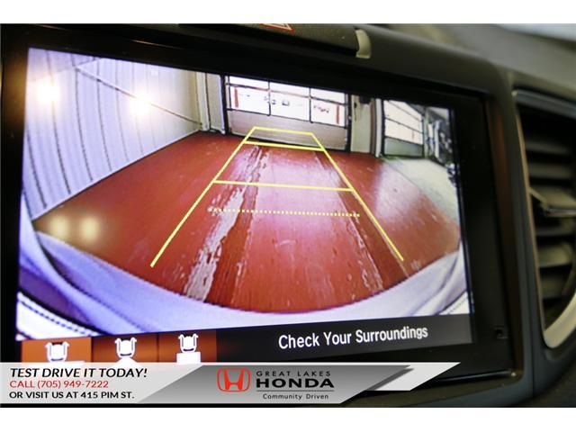 2015 Honda CR-V EX-L (Stk: H5769A) in Sault Ste. Marie - Image 21 of 23