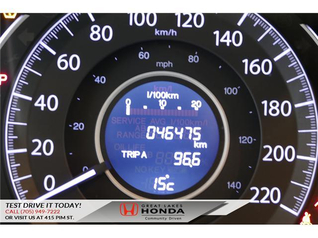 2015 Honda CR-V EX-L (Stk: H5769A) in Sault Ste. Marie - Image 22 of 23