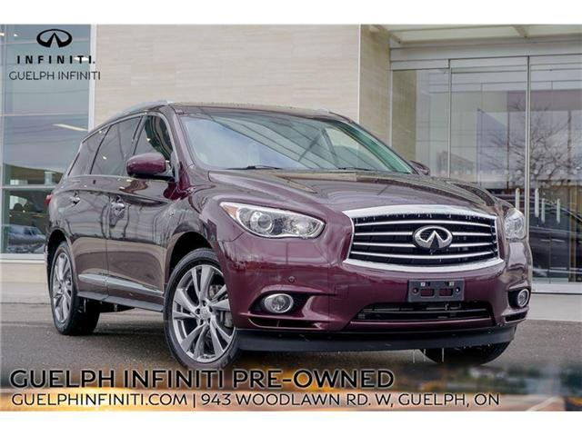 2014 Infiniti QX60 Base (Stk: I6532A) in Guelph - Image 1 of 24