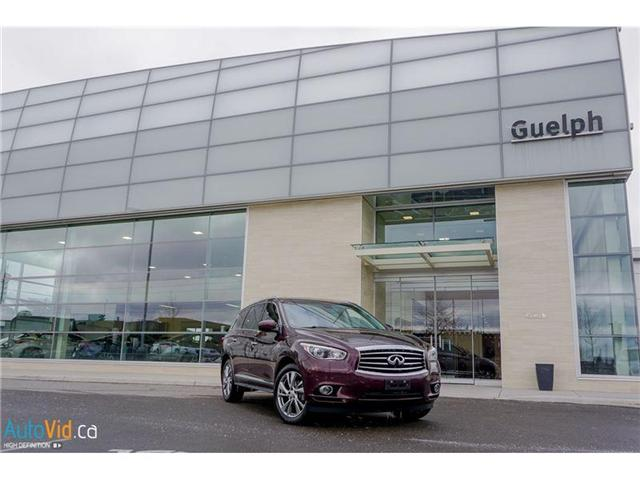 2014 Infiniti QX60 Base (Stk: I6532A) in Guelph - Image 2 of 24