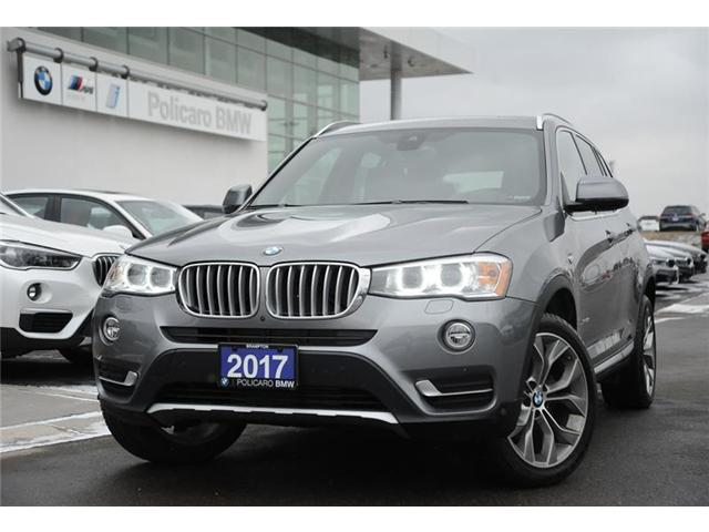 2017 BMW X3 xDrive28i (Stk: PT18514) in Brampton - Image 1 of 12