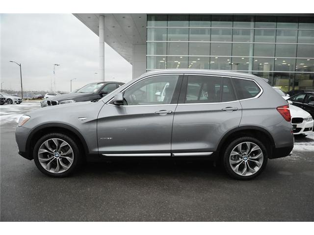 2017 BMW X3 xDrive28i (Stk: PT18514) in Brampton - Image 2 of 12