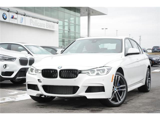 2018 BMW 340 i xDrive (Stk: 8576200) in Brampton - Image 1 of 12
