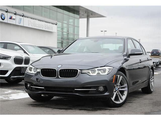 2018 BMW 330 i xDrive (Stk: 8614763) in Brampton - Image 1 of 12