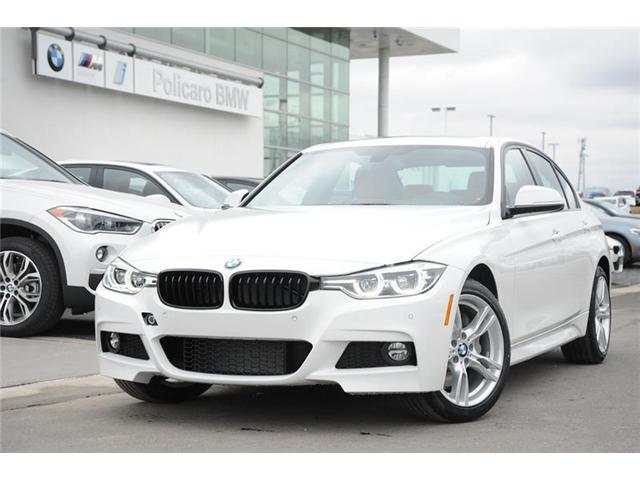 2018 BMW 330 i xDrive (Stk: 8614785) in Brampton - Image 1 of 12