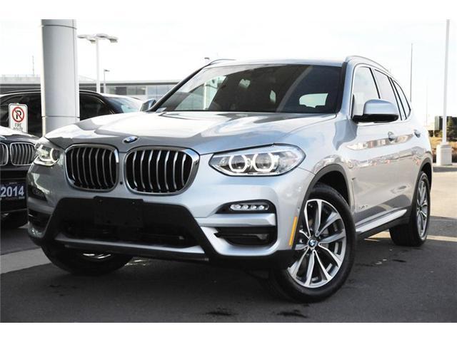 2018 BMW X3 xDrive30i (Stk: 8C83565) in Brampton - Image 1 of 13