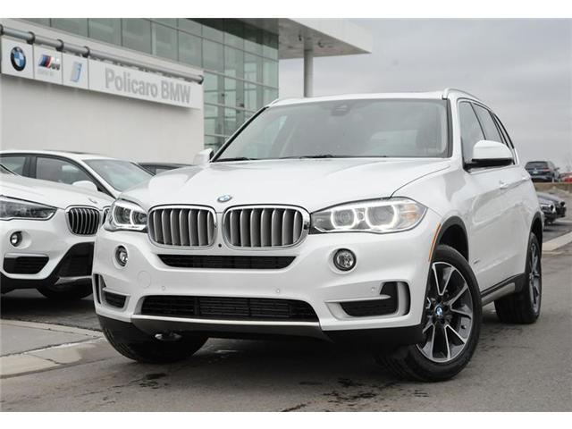 2018 BMW X5 xDrive35i (Stk: 8Y01689) in Brampton - Image 1 of 12