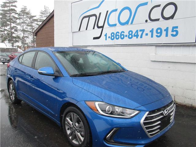 2018 Hyundai Elantra GL (Stk: 180251) in Richmond - Image 1 of 13
