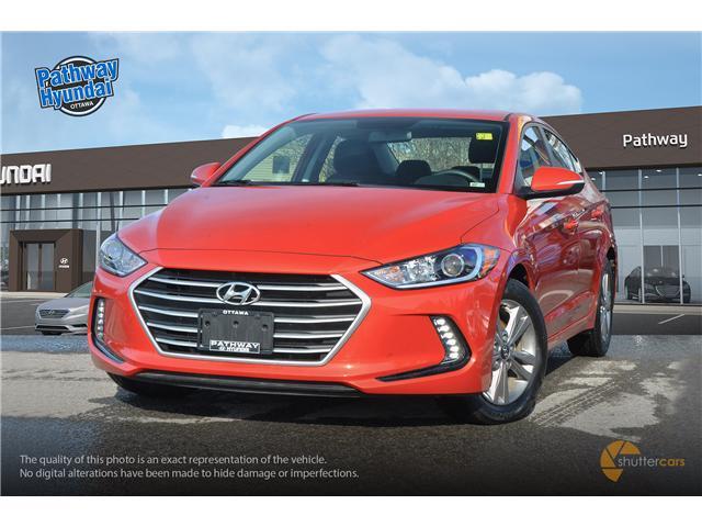 2018 Hyundai Elantra GL (Stk: R85236) in Ottawa - Image 1 of 19
