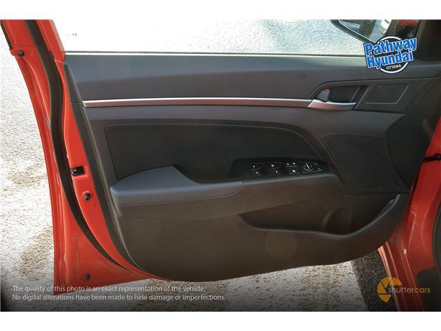 2018 Hyundai Elantra GL (Stk: R85236) in Ottawa - Image 8 of 19
