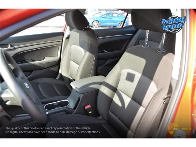 2018 Hyundai Elantra GL (Stk: R85236) in Ottawa - Image 10 of 19