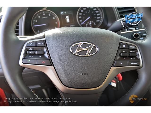 2018 Hyundai Elantra GL (Stk: R85236) in Ottawa - Image 11 of 19