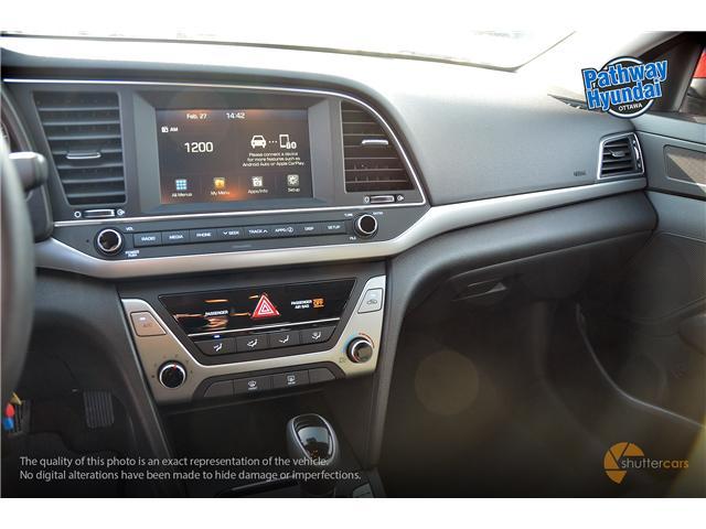 2018 Hyundai Elantra GL (Stk: R85236) in Ottawa - Image 12 of 19