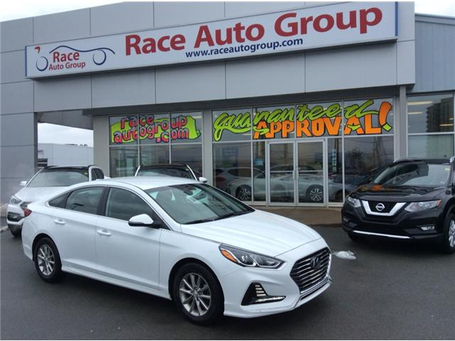2018 Hyundai Sonata GL (Stk: 15781) in Dartmouth - Image 1 of 22