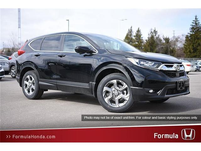 2018 Honda CR-V LX (Stk: 18-0931) in Scarborough - Image 1 of 20