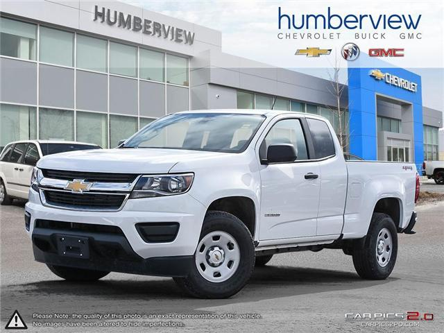 2017 Chevrolet Colorado WT (Stk: 17CL045) in Toronto - Image 1 of 27
