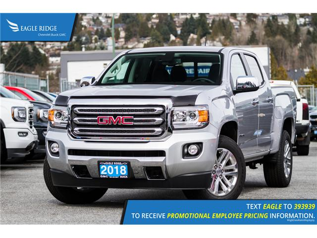 2018 GMC Canyon SLT (Stk: 88016A) in Coquitlam - Image 1 of 22