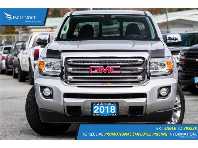 2018 GMC Canyon SLT (Stk: 88016A) in Coquitlam - Image 2 of 22