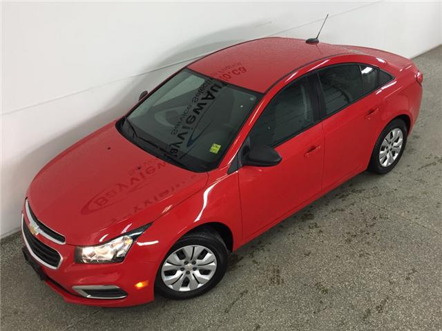 2016 Chevrolet Cruze - AUTO 1.8L A/C ON STAR LOW KM! (Stk: 32253) in Belleville - Image 2 of 25