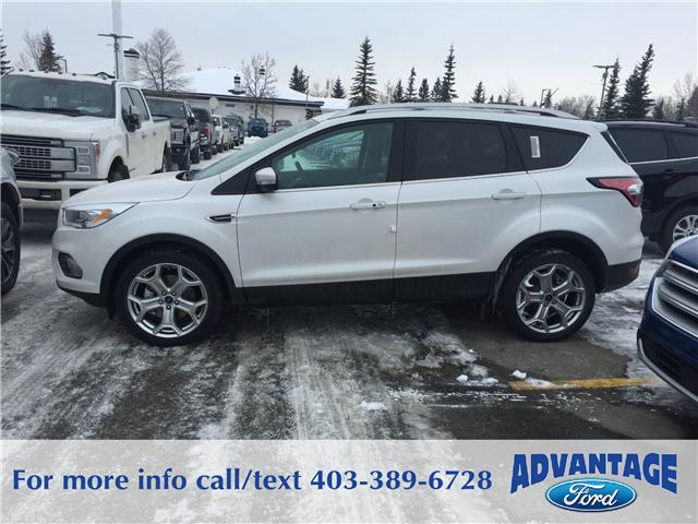 2017 Ford Escape Titanium (Stk: H-1382) in Calgary - Image 2 of 6