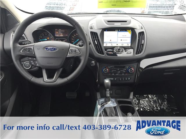 2017 Ford Escape Titanium (Stk: H-1382) in Calgary - Image 4 of 6