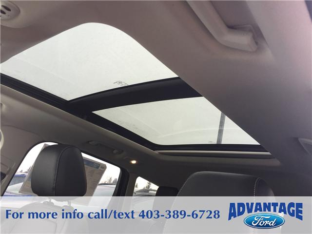 2017 Ford Escape Titanium (Stk: H-1382) in Calgary - Image 6 of 6