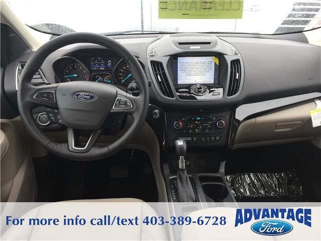 2017 Ford Escape Titanium (Stk: H-1710) in Calgary - Image 4 of 5