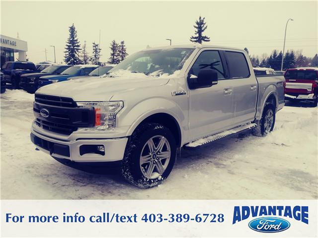 2018 Ford F-150 XLT (Stk: J-047) in Calgary - Image 1 of 5