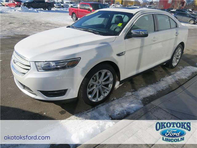 2017 Ford Taurus Limited (Stk: B82973) in Okotoks - Image 1 of 24