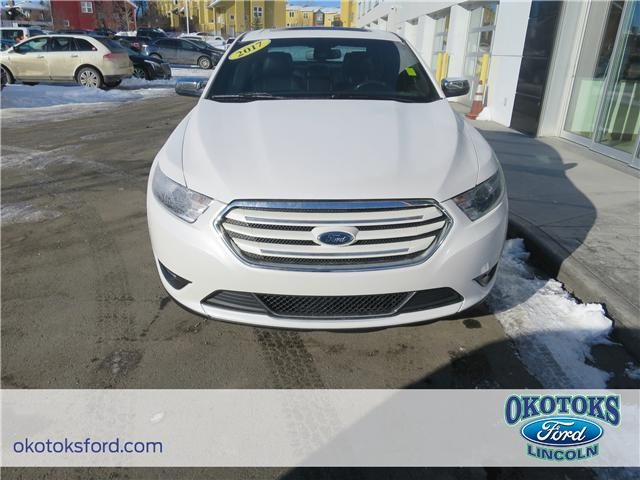 2017 Ford Taurus Limited (Stk: B82973) in Okotoks - Image 2 of 24