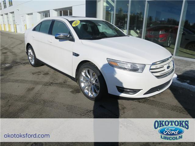 2017 Ford Taurus Limited (Stk: B82973) in Okotoks - Image 3 of 24