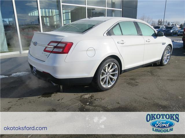 2017 Ford Taurus Limited (Stk: B82973) in Okotoks - Image 5 of 24