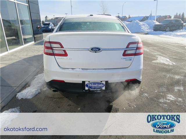 2017 Ford Taurus Limited (Stk: B82973) in Okotoks - Image 6 of 24