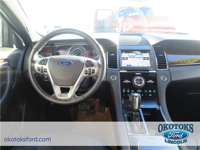 2017 Ford Taurus Limited (Stk: B82973) in Okotoks - Image 8 of 24