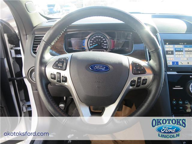 2017 Ford Taurus Limited (Stk: B82973) in Okotoks - Image 18 of 24