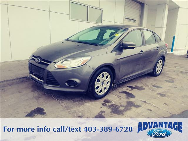 2014 Ford Focus SE (Stk: J-180A) in Calgary - Image 1 of 10