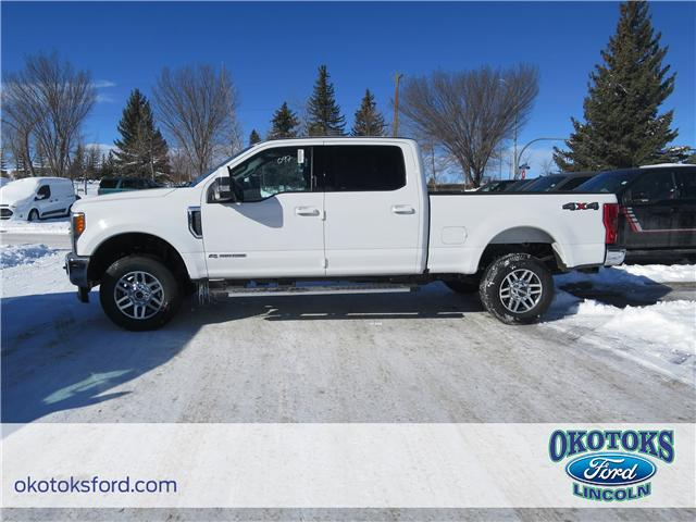 2018 Ford F-350  (Stk: JK-175) in Okotoks - Image 2 of 5