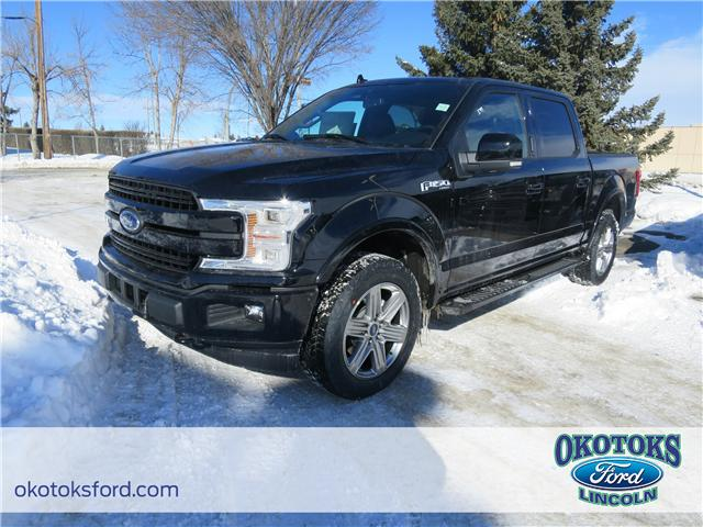 2018 Ford F-150  (Stk: JK-188) in Okotoks - Image 1 of 5
