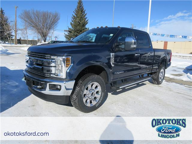 2018 Ford F-350  (Stk: JK-197) in Okotoks - Image 1 of 5